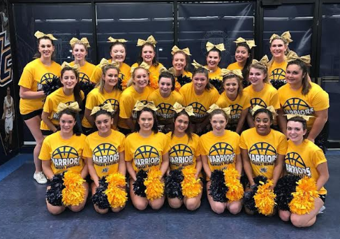 Merrimack college athletics the merrimack college cheerleading team is a newly formed competitive club team we cheer at all home football games all home mens basketball games sciox Images
