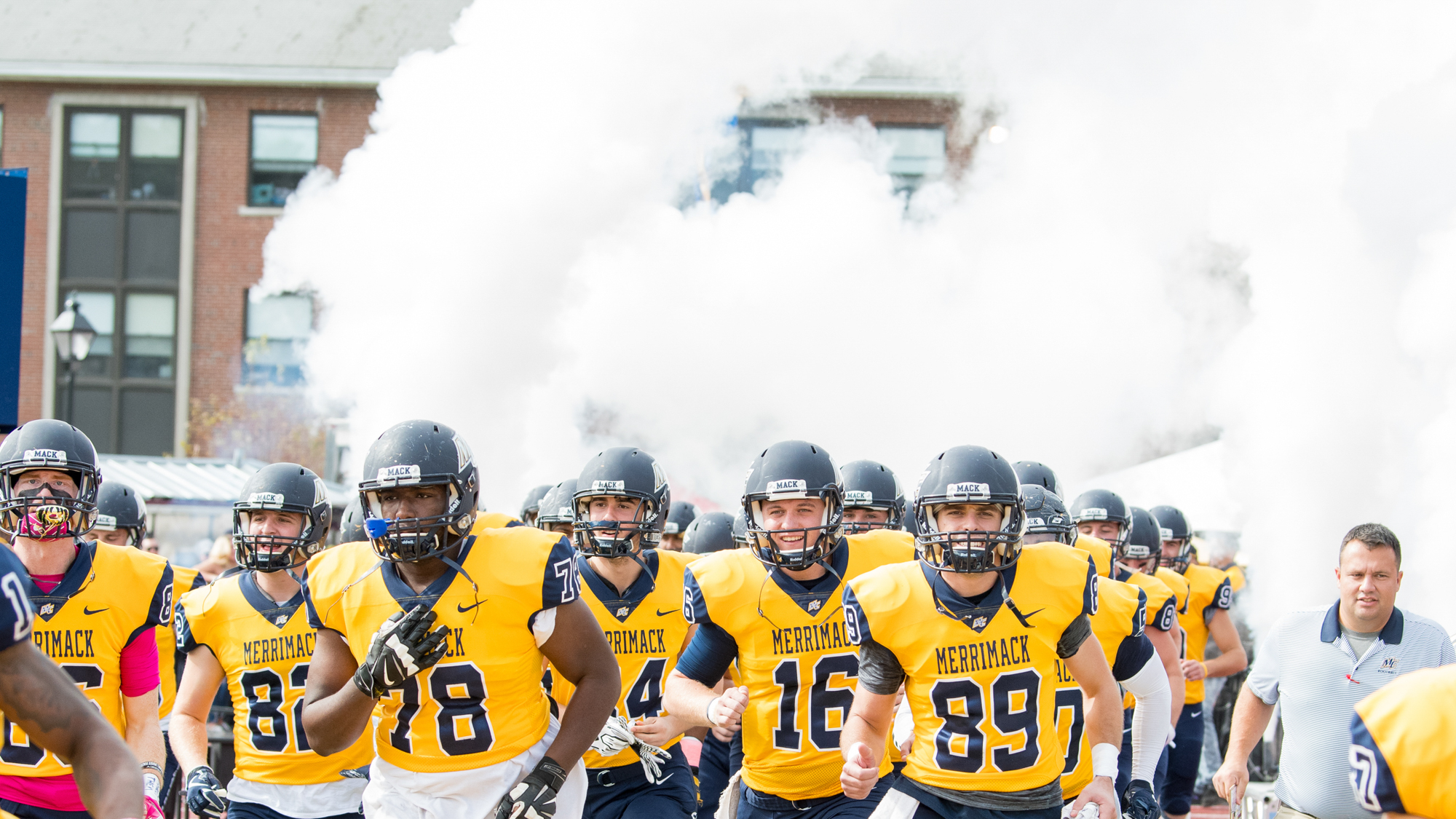 Football Commences 2018 With Saturday Trek To Bloomsburg Merrimack