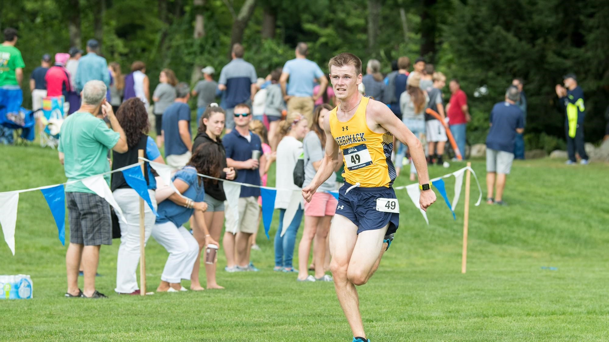Men\'s Cross Country Places Eighth at UMass Dartmouth ...