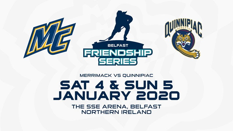 Women's Ice Hockey Set to Compete in Belfast Friendship Series this January